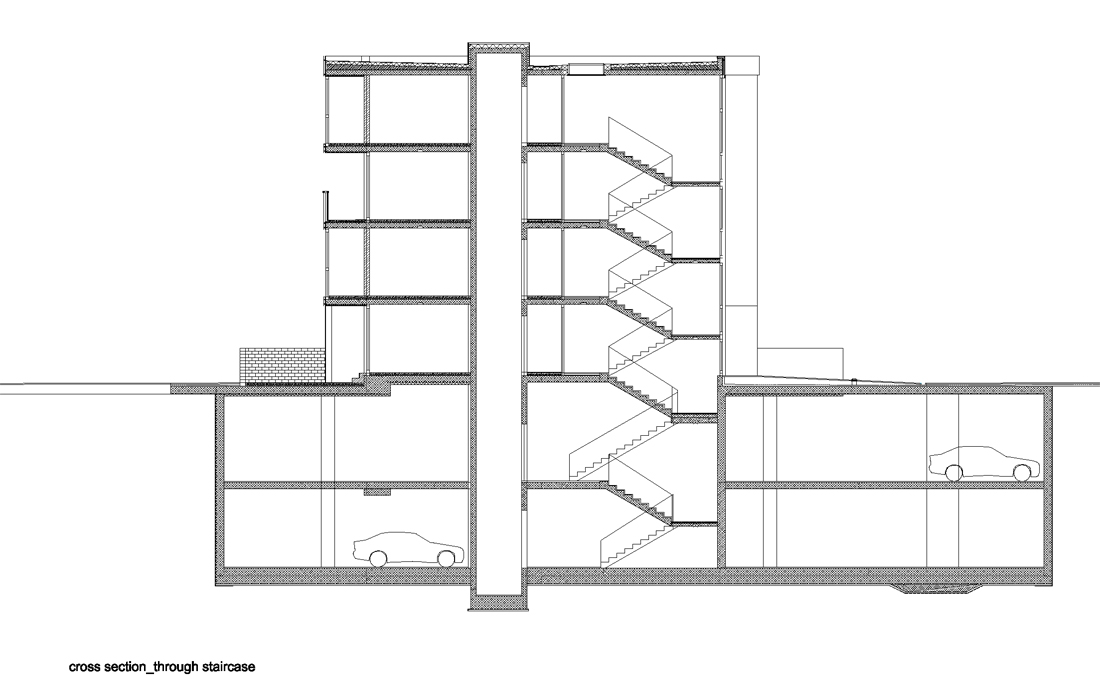 Tetris-Apartments, OFIS-arhitekti, Architecture, Design, Housing