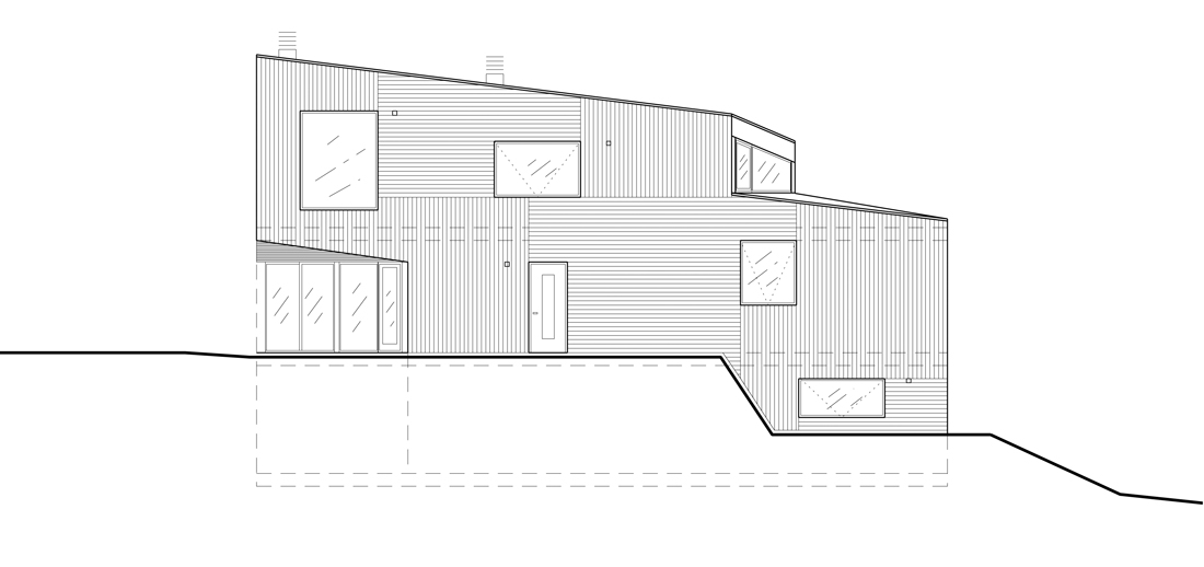 Triangle-House, JVA, Architecture, Design, House, Interiors