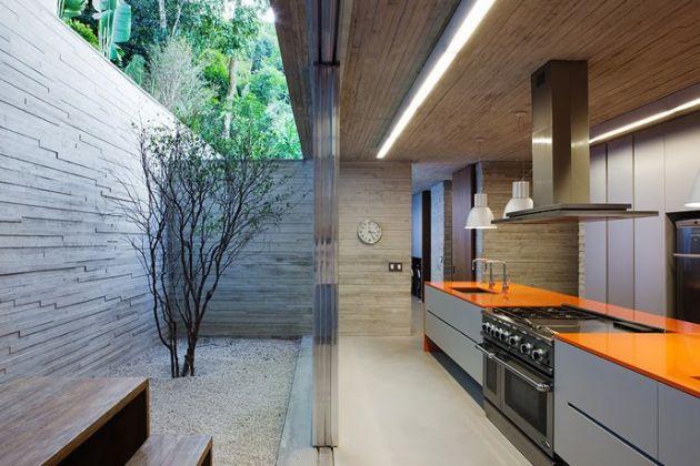 Casa Paraty, Marcio Kogan,arquitectura, Casas, Interiores