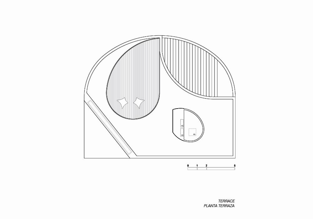 Casa View, Johnston MarkLee & Diego Arraigada Arquitectos, Arquitectura, Casas, Interiores