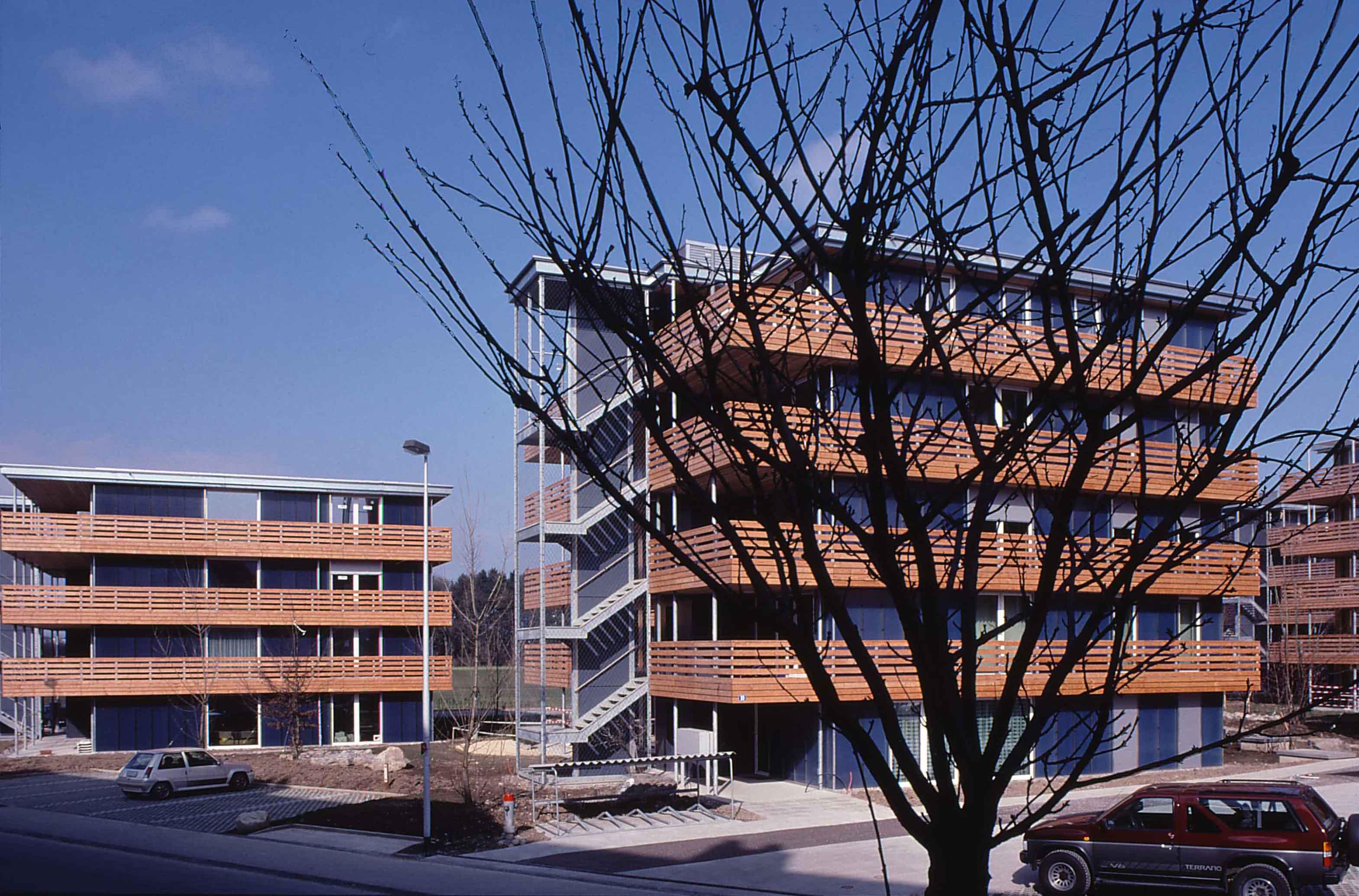 Arquitectura, Vivienda-Colectiva, Diseño, Balance-Concept