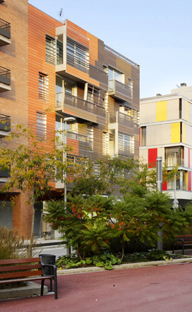Social-Housing-in-Granollers, ADD-Arquitectura, Architecture, Design, Housing